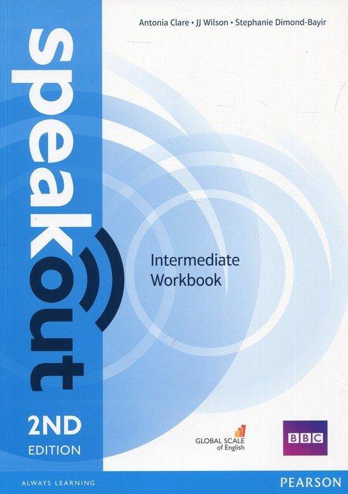 Speakout Intermediate Workbook no key