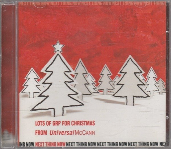 Lots Of GRP For Christmas CD