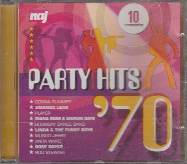 Party Hits '70 CD
