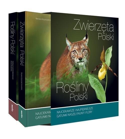 Pakiet. Zwierzęta Polski / Rośliny Polski