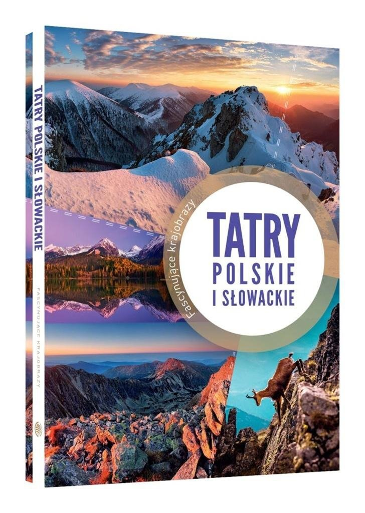 Tatry polskie i słowackie TW SBM