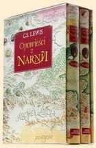 Opowieści z Narnii tom 1-2 Tw.- C.S. Lewis