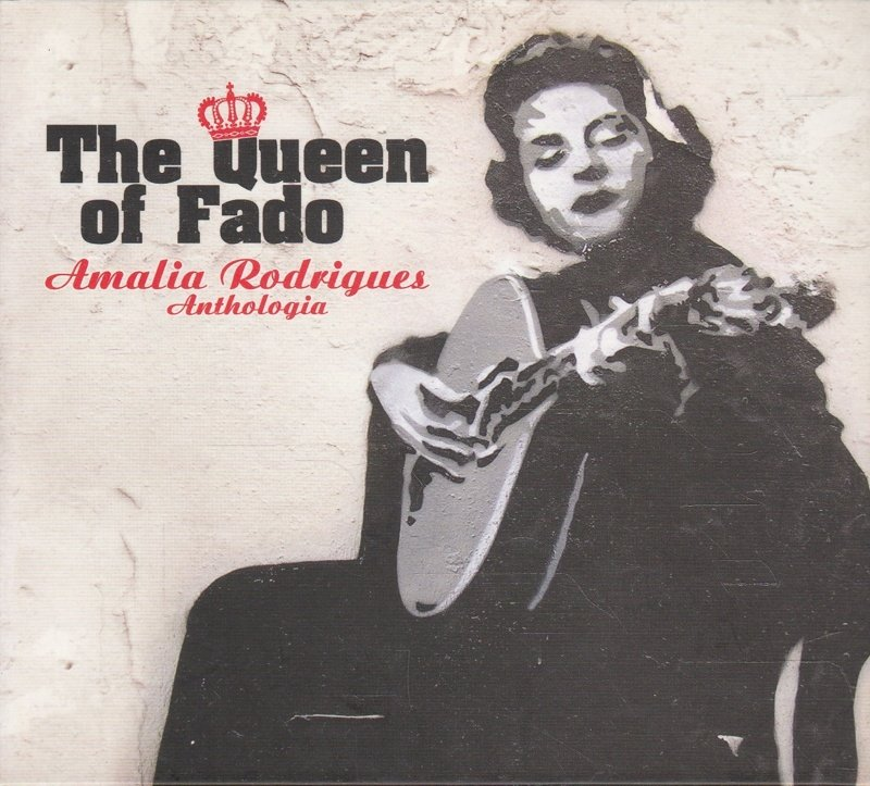 Amalia Rodrigues The Queen Of Fado Antologia [2CD]