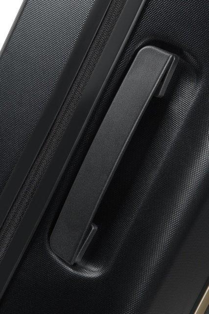Bagaż posiada boczny uchwyt