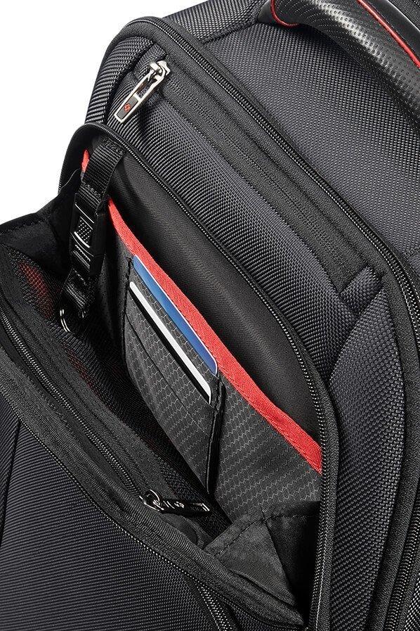 """Plecak komputerowy PRO-DLX 5-LAPT.BACKPACK 17.3"""" 3VEXP"""