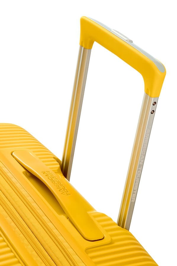 Walizka SOUNDBOX-SPINNER 67/24 TSA EXP golden yellow