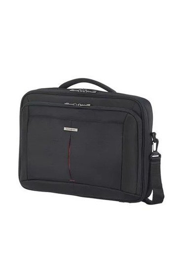 """Torba na laptopa 15,6""""  wykonana z poliestru. Torba posiada długi dopinany pasek. górny uchwyt ora zewnętrzną kieszeń"""