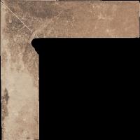 Scandiano Ochra Cokół 2 El. Lewy 8,1x30