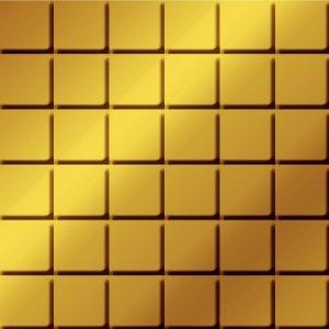 Ceramika Końskie Gold Mosaic 24,8x24,8