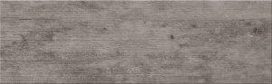 Cersanit Vintagewood Dark Grey 18,5x59,8