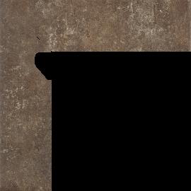 Ilario Brown Cokół 2 El. Lewy 8,1x30