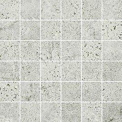 Newstone Light Grey Mosaic Matt 29,8x29,8