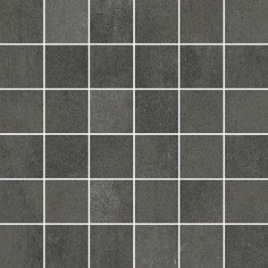 Grava Graphite Mosaic Matt 29,8x29,8