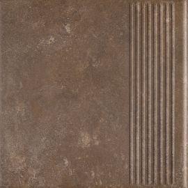 Ilario Brown Stopnica Prosta 30x30