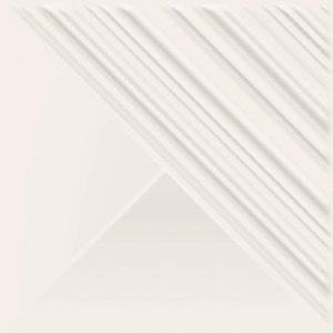 Paradyż Ray Bianco  Struktura 19,8x19,8