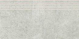 Newstone Light Grey Steptread 29,8x59,8