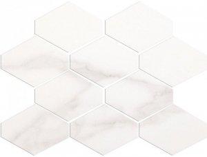 Ceramika Color Statuario White Mosaic 17,5x23