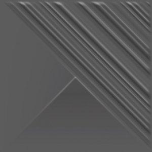 Paradyż Ray Grafit  Struktura 19,8x19,8