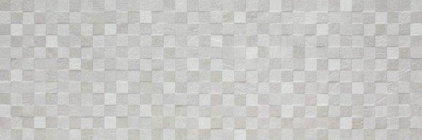Intro Mosaico Gris 30x90