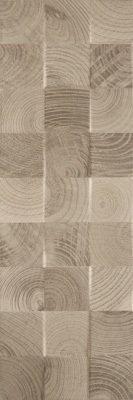 Daikiri Brown Struktura Wood Kostki 25x75