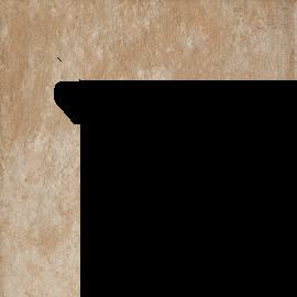 Ilario Beige Cokół 2 El. Lewy 8,1x30