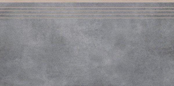 Batista Steel Lappato Stopnica 29,7x59,7