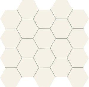 All in White/White Mozaika 30,6x28,2