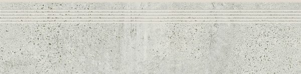 Newstone Light Grey Steptread 29,8x119,8