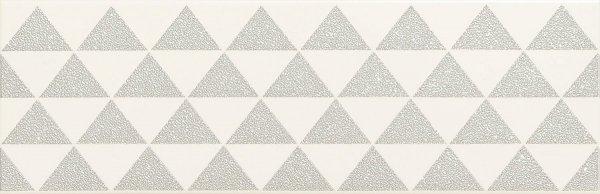 Burano Bar White B Dekor 7,8x23,7