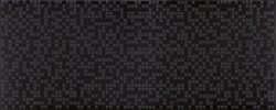 CERAMIKA KOŃSKIE Alfa black inserto 20x50 G1. szt