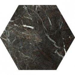 PARADYZ tosi brown hexagon poler 17,1x19,8 g1