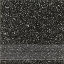 OPOCZNO gres milton grafit stop 29,7x29,7 g1
