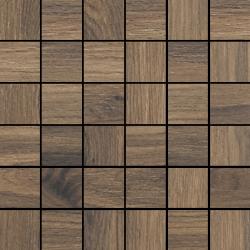CERRAD mozaika acero marrone   297x297x8 g1 szt.