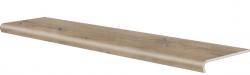 CERRAD stopnica v-shape tonella beige 1202x320/50x8 g1 szt.