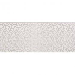 CERAMIKA KOŃSKIE Alfa white inserto 20x50 G1. szt