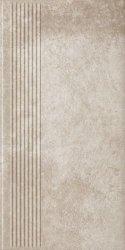 PARADYZ viano beige stopnica prosta 30x60 g1 m2.