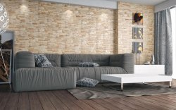 CERRAD kamień canella desert 490x300x10 g1 m2.
