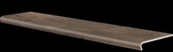 CERRAD stopnica v-shape cortone marrone 1202x320/50x8 g1 szt.