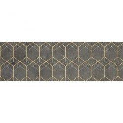 CERRAD gres softcement graphite decor geo rect. 1197x297x8 g1 m2