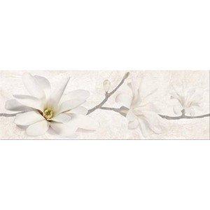 CERSANIT stone flowers beige inserto 25x75 g1 szt