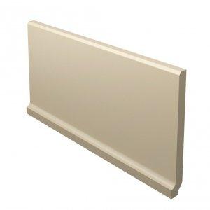 PARADYZ bazo beige cokol wywiniety monokolor mat. 10x19,8 g1
