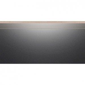 CERRAD cambia black lappato  stopnica nacinana* 1197x297x8 g1 szt.