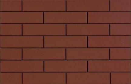 CERRAD elewacja burgund 245x65x6,5 m2 g1
