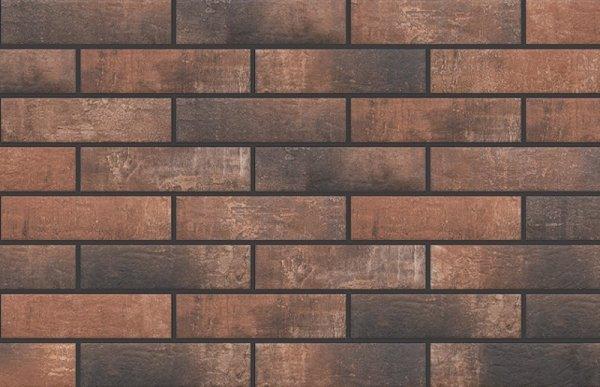 CERRAD elewacja loft brick chili 245x65x8 m2
