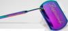 Duże lusterko pomocnicze do przedłużania rzęs - Rainbow
