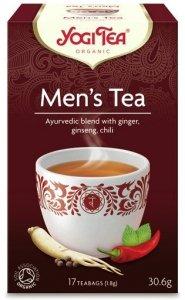 A595 Dla mężczyzny MEN'S TEA