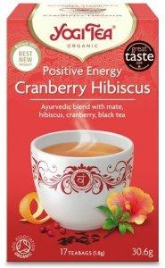 A765 Pozytywna energia POSITIVE ENERGY CRANBERRY HIBISCUS