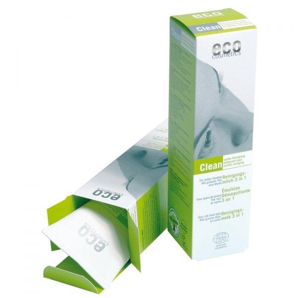 C071 Clean – mleczko łagodnie oczyszczające do twarzy 3 w 1