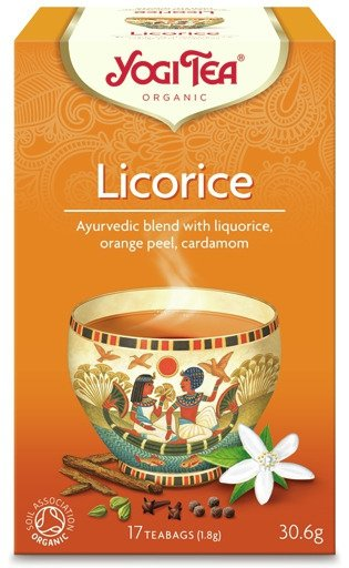 A130  Lukrecja LICORICE