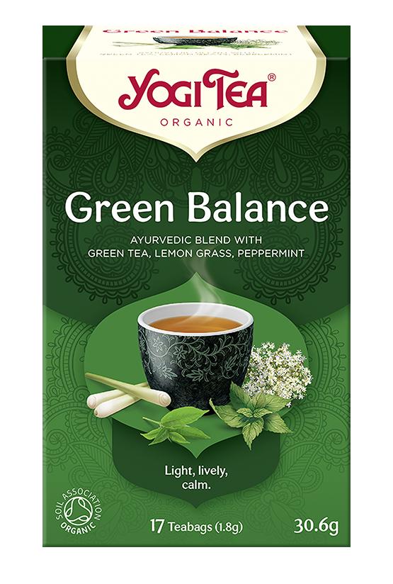 A710 Zielona harmonia GREEN BALANCE